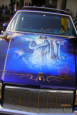 Palace of the Governors Lowrider Event